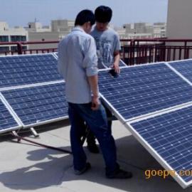 兰州新区2kw太阳能光伏发电系统、太阳能并网分布式发电机