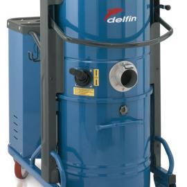 进口三相电工业吸尘器 意大利德风工业吸尘器