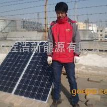 兰州太阳能光伏板批发,兰州400w家庭太阳能发电机