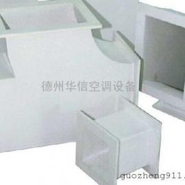 专业加工制作无机玻璃钢玻纤玻镁XPS挤塑酚醛风管通风管道