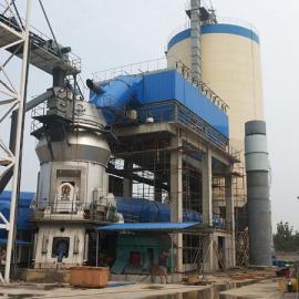 矿渣立磨的工作原理、矿渣微粉生产线投资价值