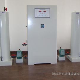 卫生院二氧化氯发生器污水处理设备