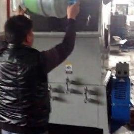福建饮水瓶破碎机,福建矿泉水瓶粉碎机,大口径圆桶粉碎机