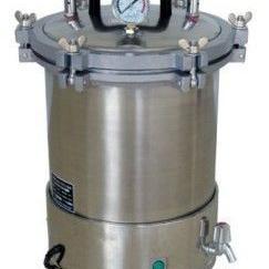 手提式高压蒸汽灭菌器 YXQ-SG46-280S博迅灭菌器