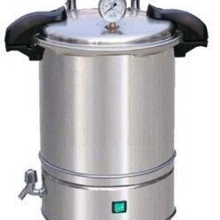 博迅手提式高压蒸汽灭菌器 YXQ-SG46-280S