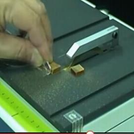PCBA .PCB金相切片切割机