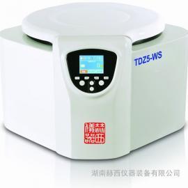 TDZ5-WS台式低速离心机 医院医用生物大分子离心机