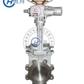 扬州PZ943电动刀闸阀