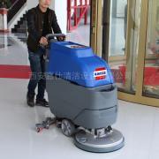 西安电瓶式洗地机|嘉玛陕西电动洗地机公司