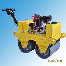 双轮汽油压路机 双钢轮压路机生产厂家