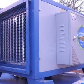 低空排放光解静电油烟净化器