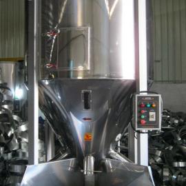 201不锈钢塑料颗粒搅拌机 PVC软管立式混料机厂家