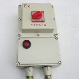 塑壳防爆断路器 防爆小型断路器BLK52