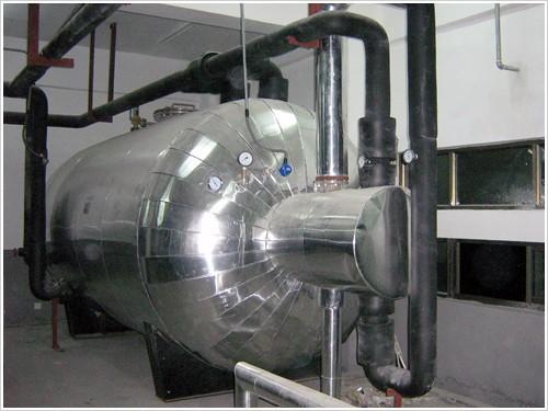 容积式热交换器