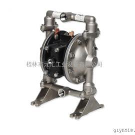 国产气动隔膜泵 ARO 英格索兰 半寸不锈钢气动隔膜泵