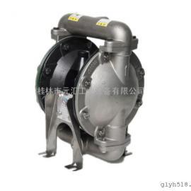 国产气动隔膜泵 ARO 英格索兰 1寸不锈钢气动泵