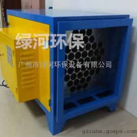南昌火锅店油烟净化器 低空直排油烟净化处理 绿河厂家直销