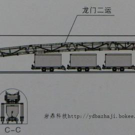 桥形带式转载机
