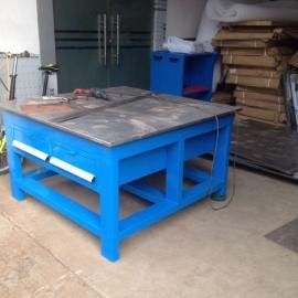 模房装配台,钢板飞模台,做模具用工作台,钳工专用操作台