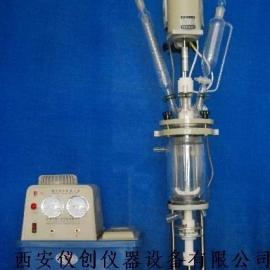 西安仪创双层玻璃反应釜TFD-2
