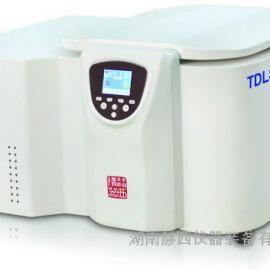 TDL8M台式低速冷却离心计 TFT触控 无刷变频三层钢套