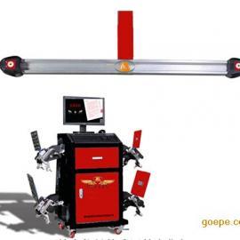 铁立柱悬挂式四轮定位仪