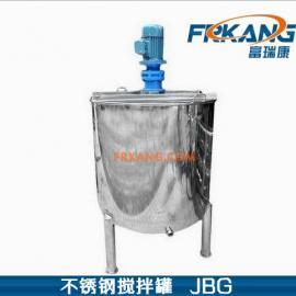JBG系列单层开式搅拌罐