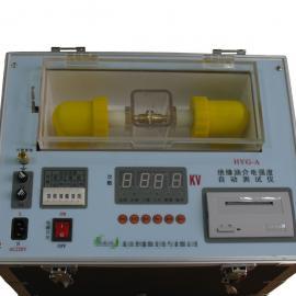 绝缘油介电强度主动查验仪