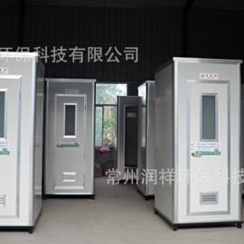 常州移动厕所租赁 移动厕所销售 工地流动厕所租赁