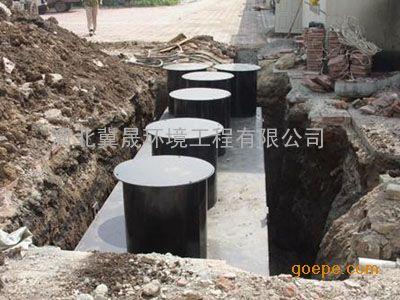 皮革污水处理工艺 河北冀晟环境