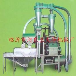 金富民40型成套磨面机自动上料皮芯分离