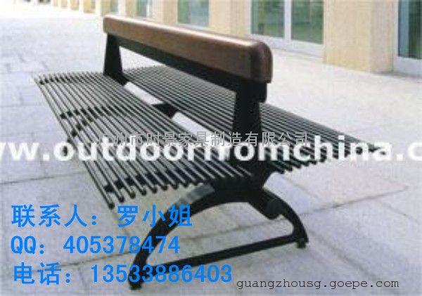 欧式长椅高清唯美图片