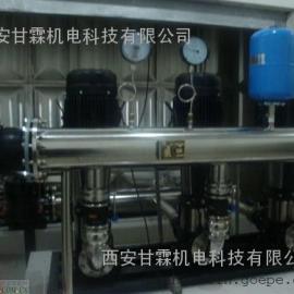 甘肃箱式无负压变频供水设备厂家