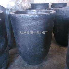 电炉熔铜坩埚//熔铜碳化硅坩埚 行业领先