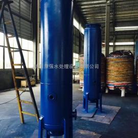 碳钢防腐混床离子交换器 阴阳树脂交换器