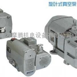 德国贝克油式旋片真空泵,U4.165SA/K,U4.165F/K
