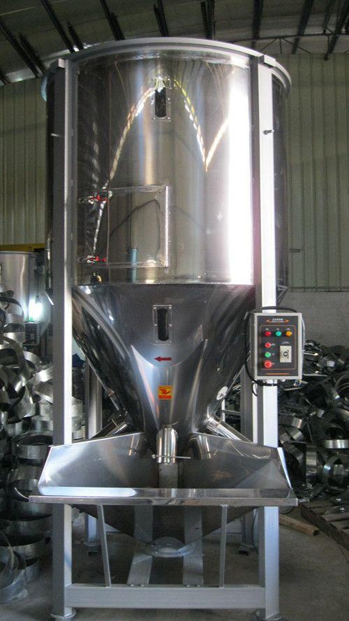 不锈钢塑料吹膜颗粒混料机 500KG---10000KG型号