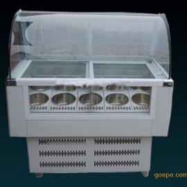 安阳硬冰展示柜