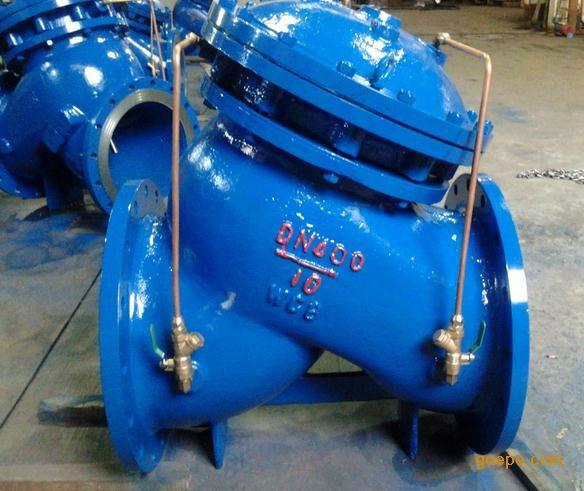 供应铸钢jd745x-25c 多功能水泵控制阀 质量可靠图片