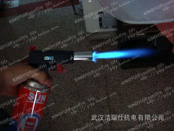 小型半自动卡式气灌装机