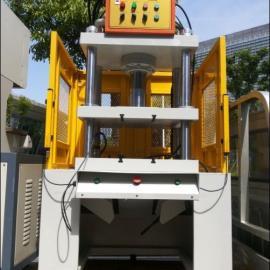 供应四柱液压机,快速液压机,四柱三板液压机
