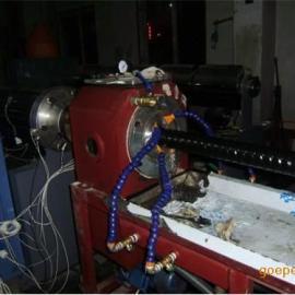 pe钢带增强螺旋波纹管设备、碳素螺旋管生产线