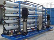 单晶硅、多晶硅、太阳能光伏用高纯水设备