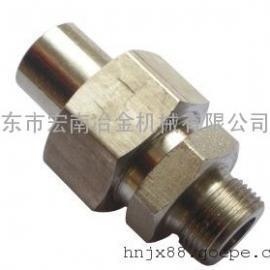 启东宏南专业生产各种锥密封焊接式管接头(31.5MPa)