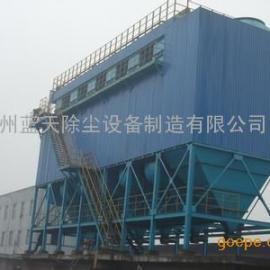 铸造厂电炉除尘器结构图