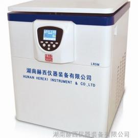 LR5M低速大容量离心计 5000转6×500ml变频汽车