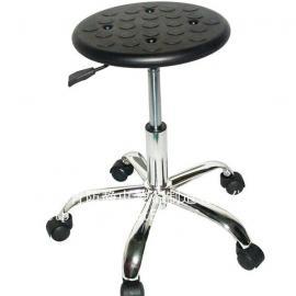 防静电PU升降发泡椅 五星爪铝合金防静电工作椅 东莞厂