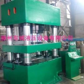 专用锻造四柱三板液压机 630T冲裁油压机 欢迎订购