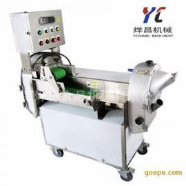 上海烨昌YC-680A多功用切菜机 白口铁切菜机厂家直销