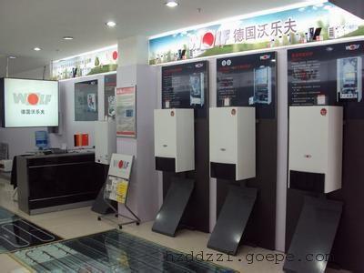 杭州沃乐夫家用锅炉专业安装
